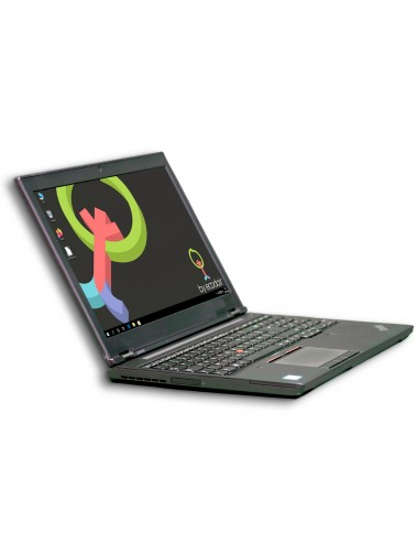 PC portable d'occasion, ordinateur reconditionné Lenovo ThinkPad P50